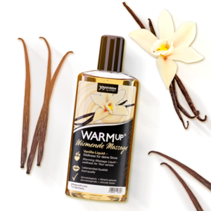 14332 WARMup massage liquid vanilla 150 ml mood