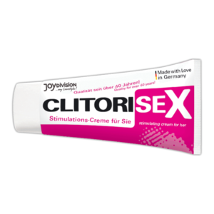 14582 CLITORISEX stimulating cream 40 ml
