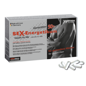 14611 Sex-Energetikum packaging with capsules