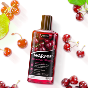14324 WARMup massage liquid cherry 150 ml mood