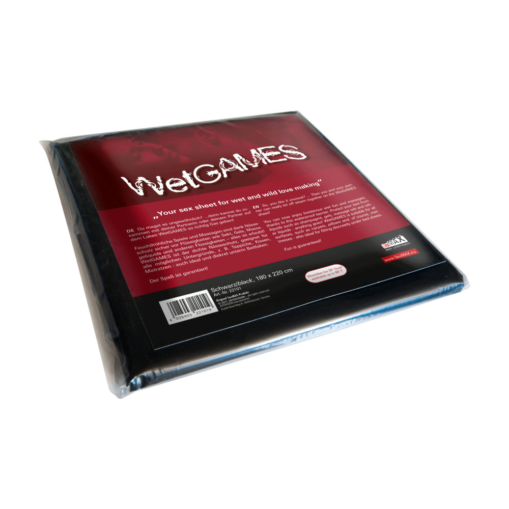 22101 Wetgames black packaging