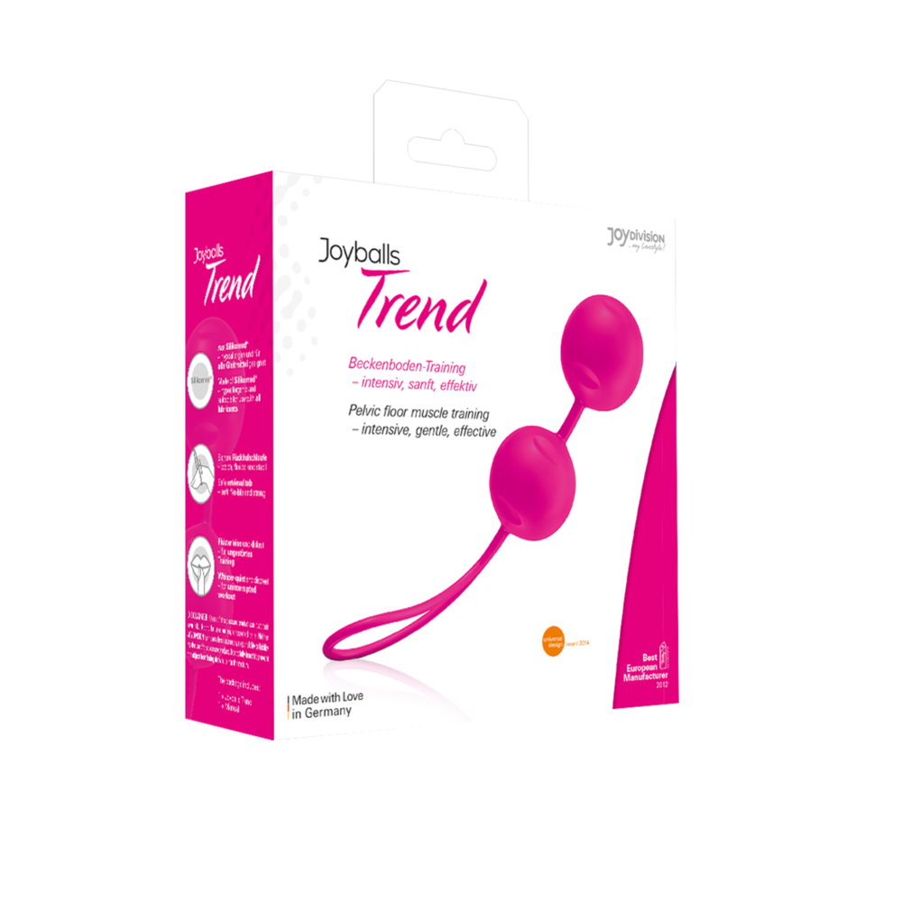 15033 Joyballs Trend magenta packaging
